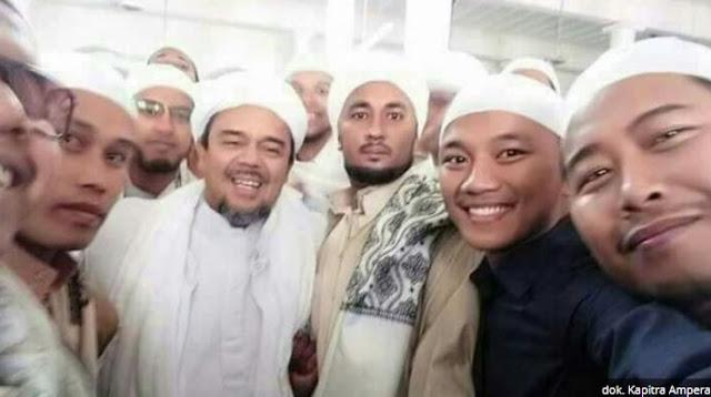 Habib Rizieq Minta Alumni 212 Doakan dan Bantu Anies-Sandi Agar Sukses Pimpin Jakarta