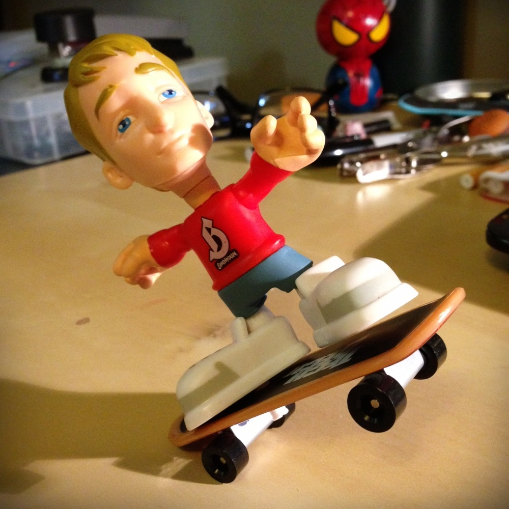 Lair Of The Dork Horde My Totally Rad Mostly Tony Hawk