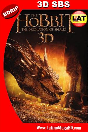 El Hobbit: La Desolación de Smaug (2013) Latino FULL 3D SBS  1080P ()