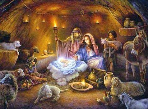 Chúc Bà Con Tin Và Không Tin Sứ Điệp Từ Trời Lễ Giáng Sinh vui vẻ!