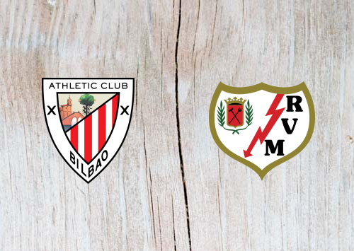 Athletic Bilbao vs Rayo Vallecano - Highlights 14 April 2019