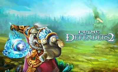 Defenders 2: Tower Defense Strategy Game Apk + Data Free on Android
