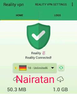 Reality vpn