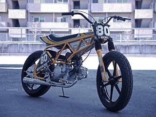 Custom Flat Track Super Awesome !