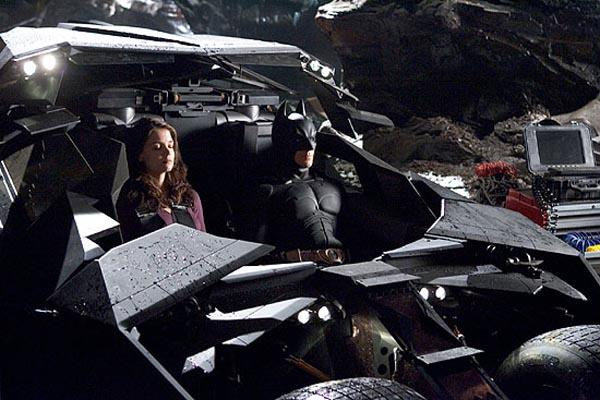 "Chas Blankenship's Bat-Mania: ""Batman Begins"" - Complete ..."