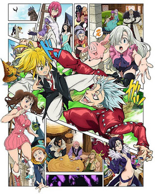 ตำนาน 7 อัศวิน (Nanatsu no Taizai / The Seven Deadly Sins)