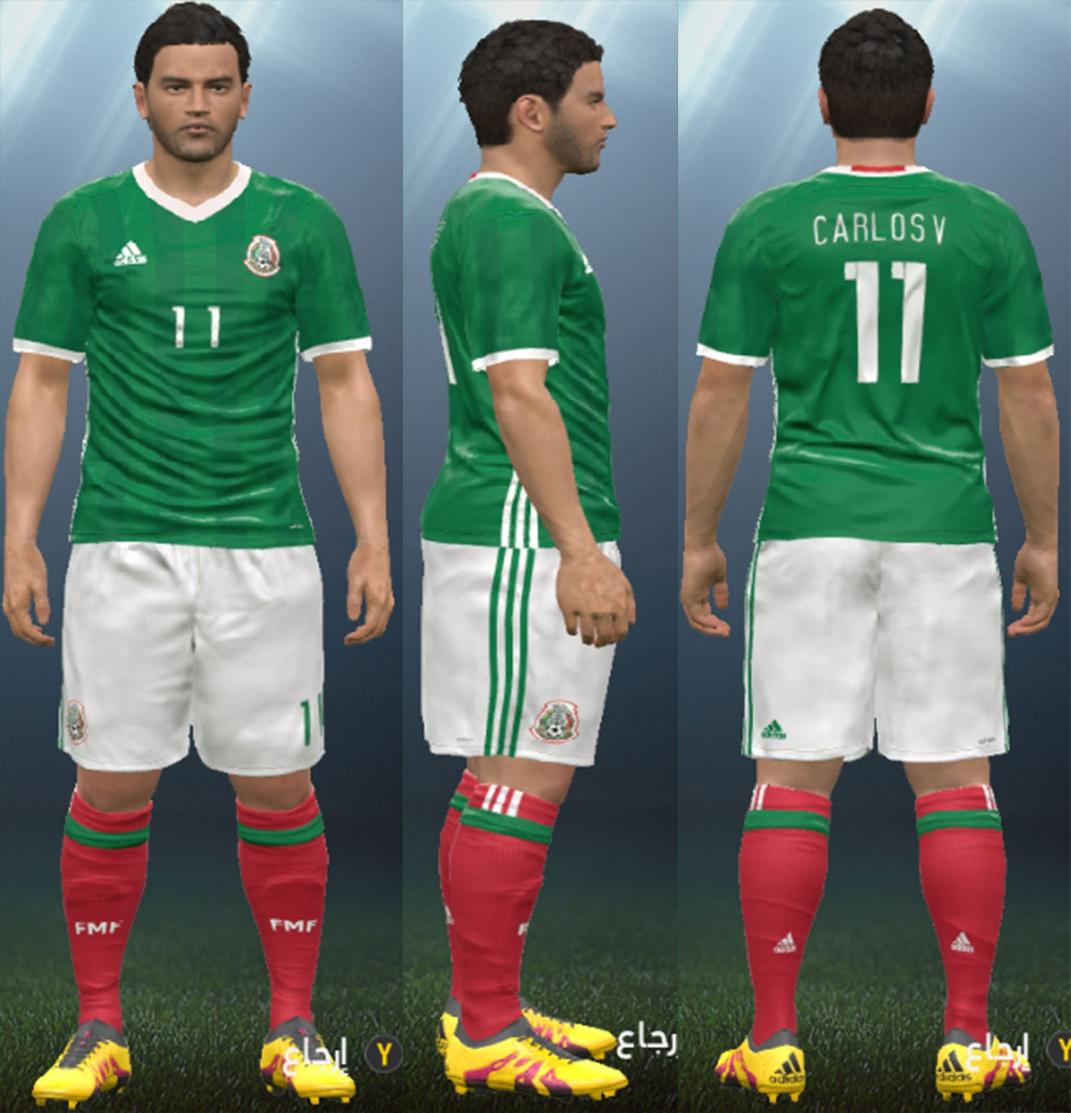 Pesegy Patches Pes 2016 Kits