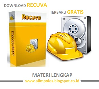 Download Recuva Terbaru 1.53.1087 Gratis