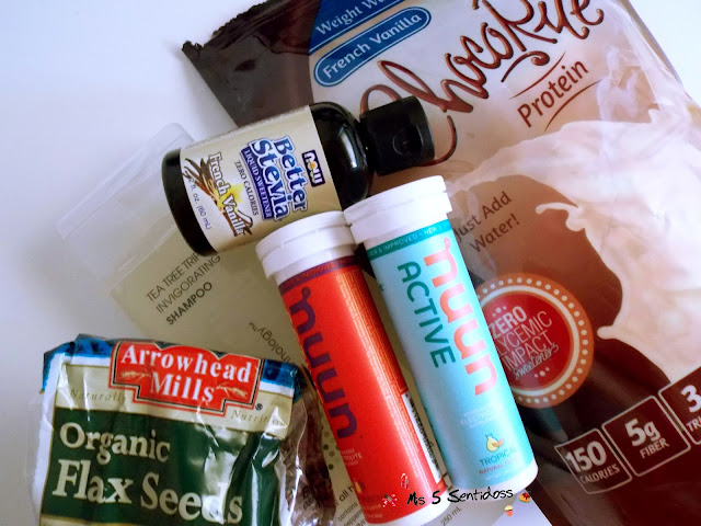 Pedido a Iherb X : Champú y productos saludables ¡Recomendados!