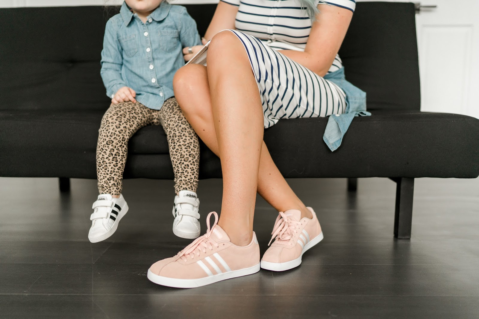 Mommy and Me Shoes, Adidas Shoes, Leopard Print