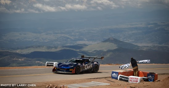 Rolling Steel Tent: I'm not racing up Pikes Peak, but...