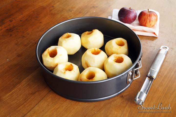 Plum Cake Aux Pommes