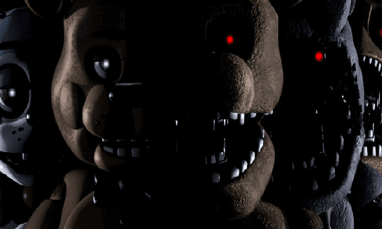 تحميل لعبة five nights at freddy's 4