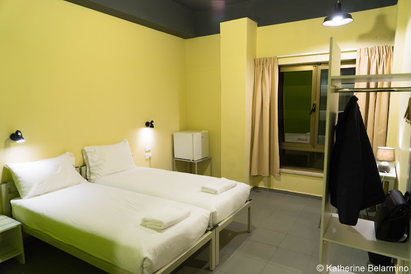 Abraham Hostels Tel Aviv Room Review