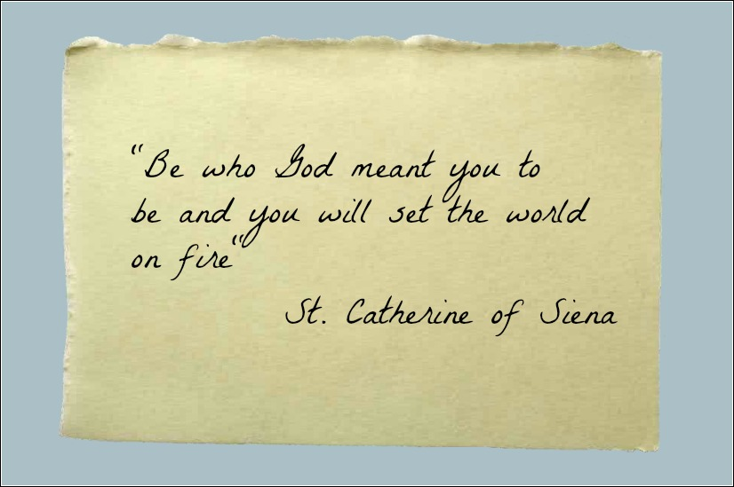 Saint Catherine Of Siena Quotes: Saint Catherine Of Siena Quotes. QuotesGram