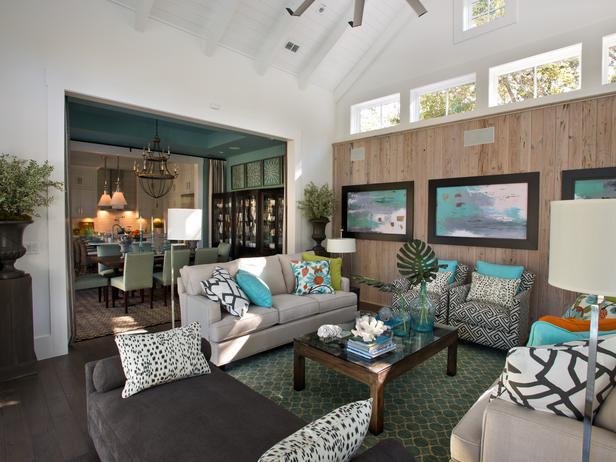 Modern Furniture 2013 Hgtv Smart Home Living Room Pictures