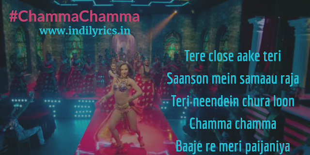 Chamma Chamma Remake | ft. Eli AvrRAM | Neha Kakkar & Ikka | Song Lyrics with English Translation and Real Meaning Explanation