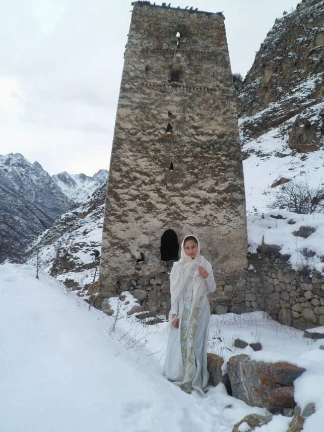 древние города Карачая и Балкарии