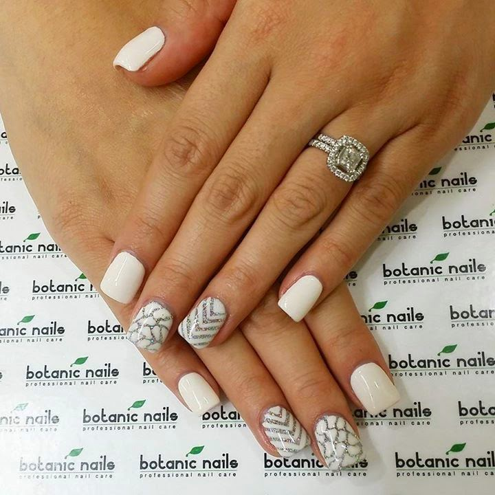 Four Fabulous Nails Designs By Botanic Nails | trends4everyone