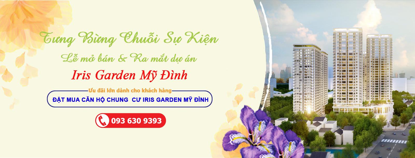Chung cư iris garden trần hữu dực