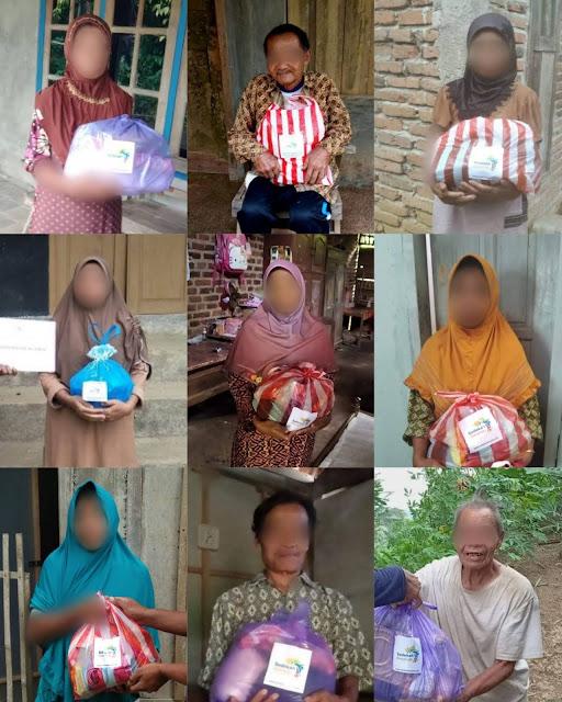 Dokumentasi Tebar Sembako Ramadhan