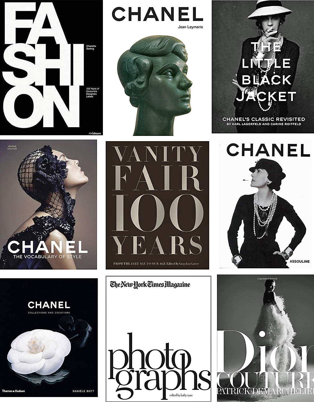 Therefore When It Comes To Black And White Cc Is Your Queen You Are Going Find Most Of The Books About Her Have A Cover
