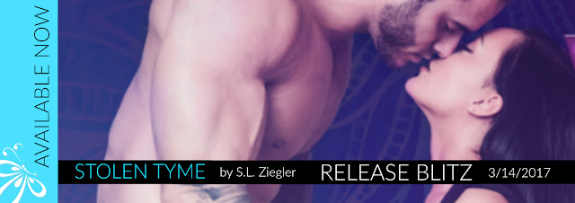 Release Blitz:  Stolen Tyme – S. L. Ziegler
