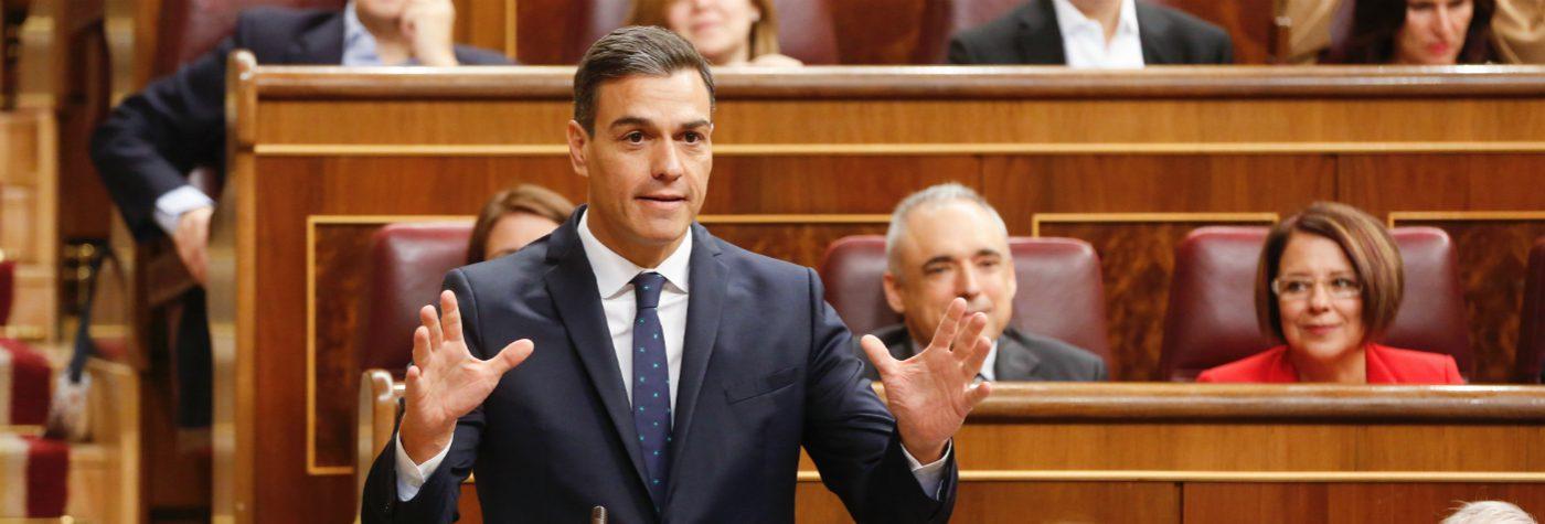 """""""La Agenda del Cambio sigue avanzando. España se merece volver a soñar"""""""