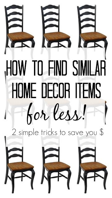 home decor shopping tips