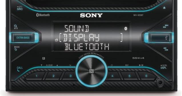 The new Sony Car Stereo | Engine Idea