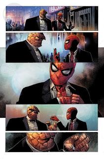 """El cómic """"Marvel 2-In-One"""" reunirá a los 4 fantásticos"""