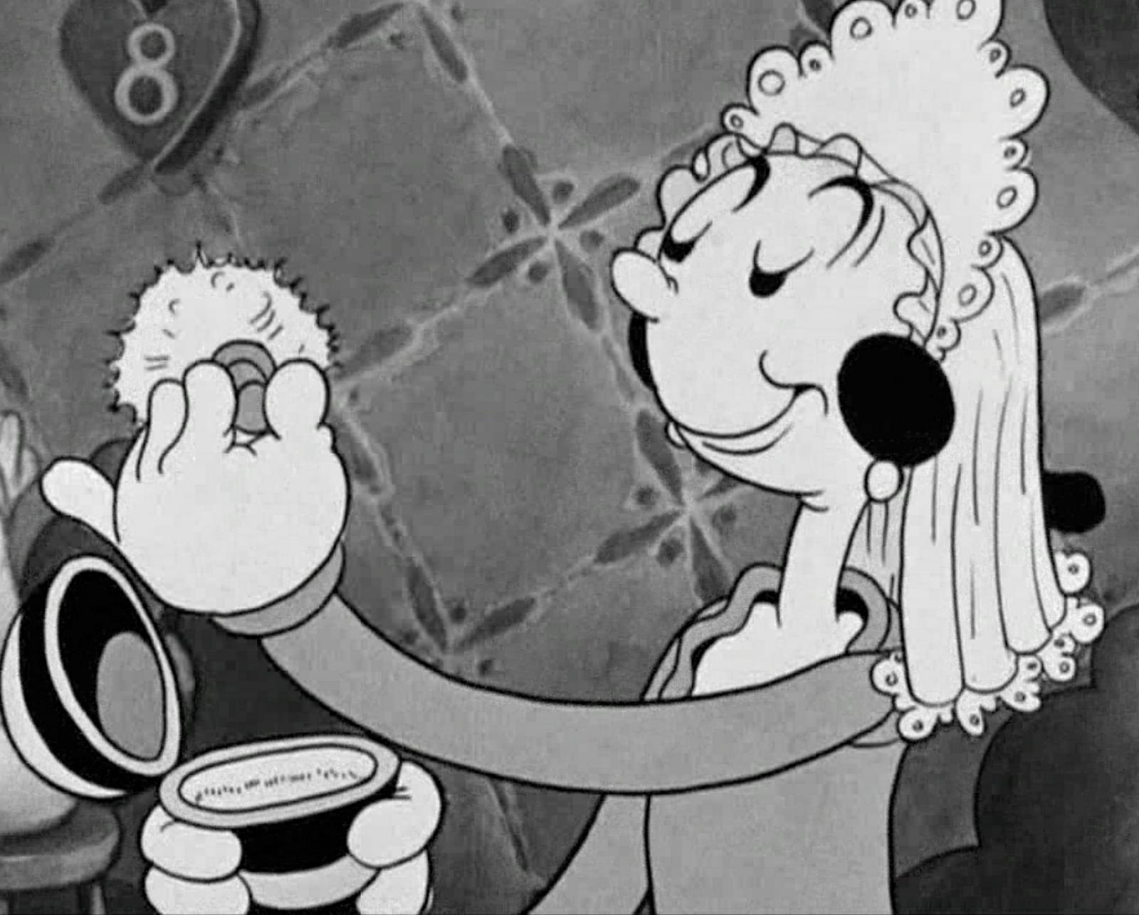 John K Stuff: The Most Beautiful Girl In Cartoons