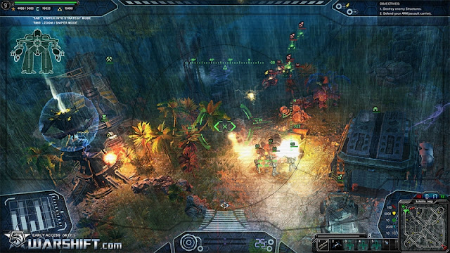WARSHIFT PC Game Free Download Photo