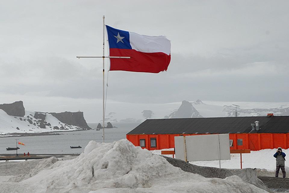 Reclamo chileno por la Antartida
