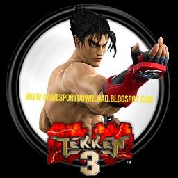 Tekken 3 Apk 20MB