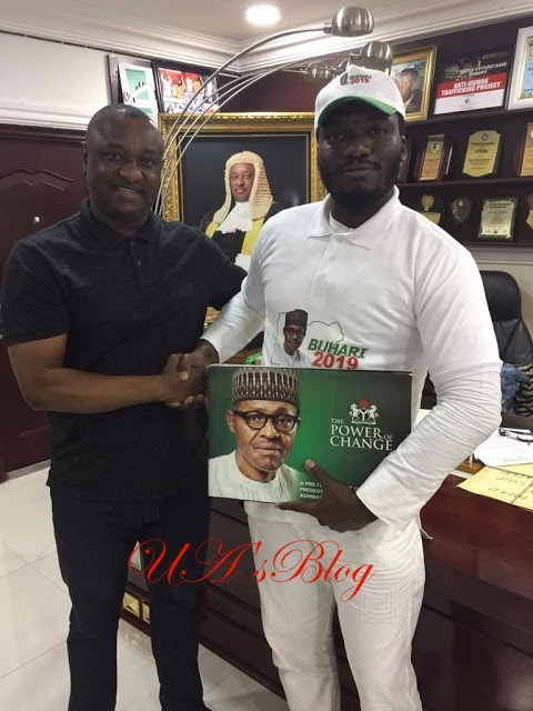PDP's Doyin Okupe's Son Declares Support For President Buhari, Okupe Reveals Why