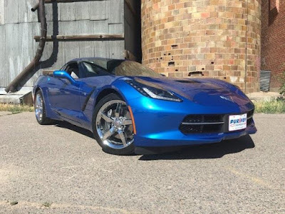 2015 Chevrolet Corvette 1LT at Purifoy Chevrolet in Fort Lupton