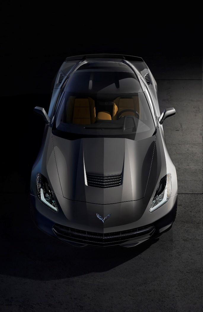 Graff Chevrolet Bay City >> Hank Graff Chevrolet - Bay City: 2014 Corvette Stingray