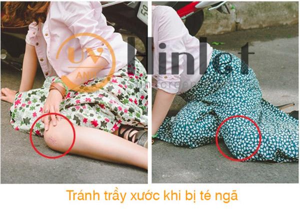 váy chống nắng cho nữ 2