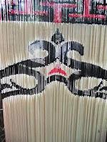 Teknik Tenun Ikat sebagai penjelasan dari pengertian seni kriya