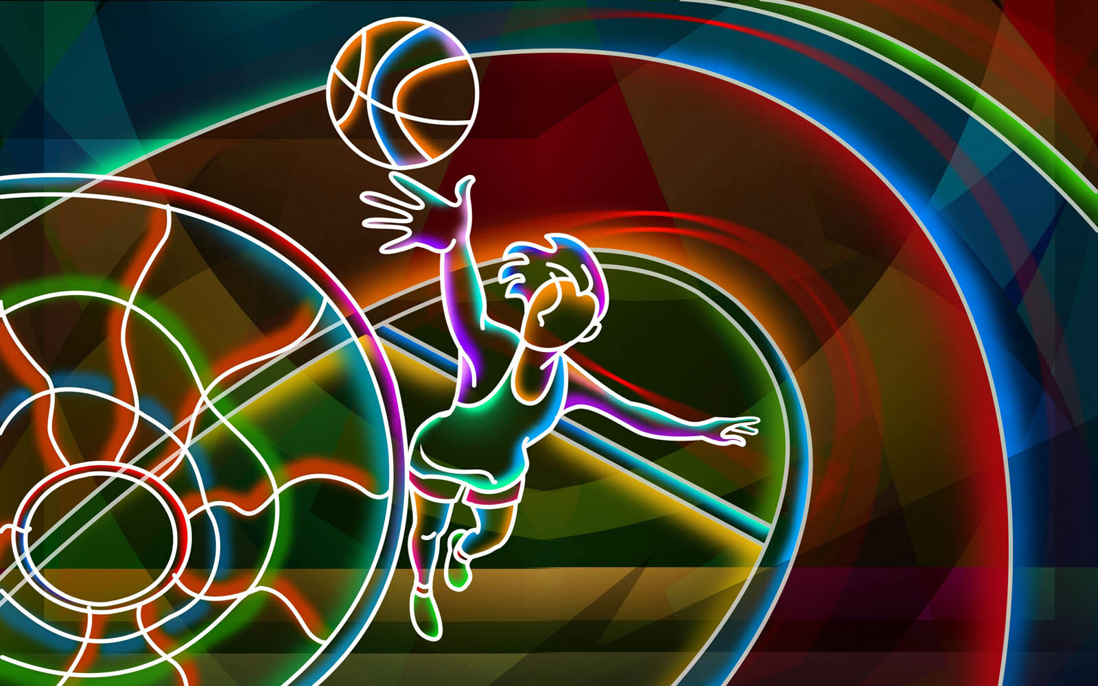 tag neon art wallpapers - photo #9