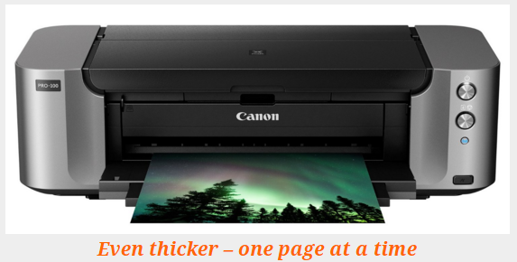 Best Printer to Print on Cardstock