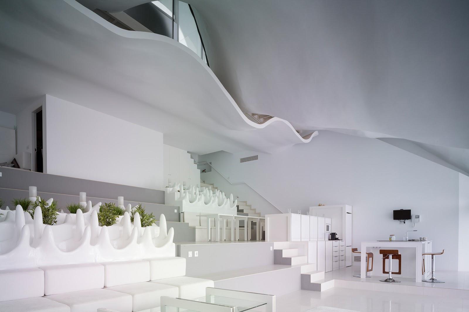 Eclectitude Casa Del Acantilado Spain