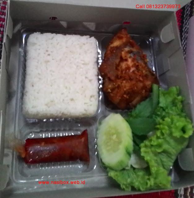 Nasi kotak harga 10.000