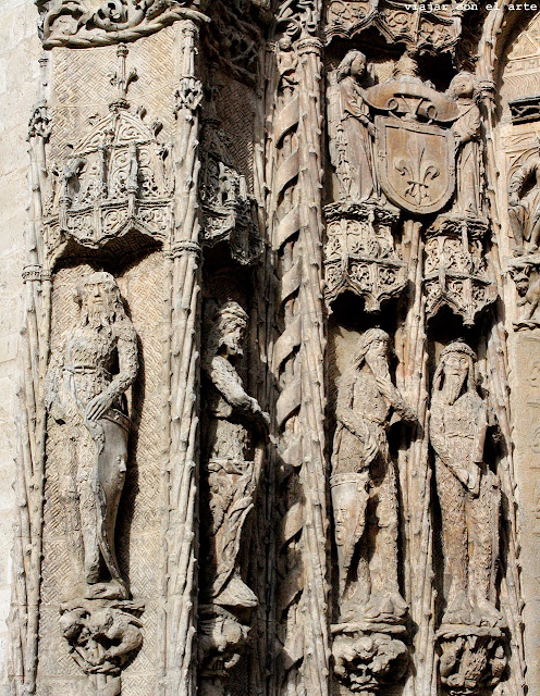Salvajes arte gótico