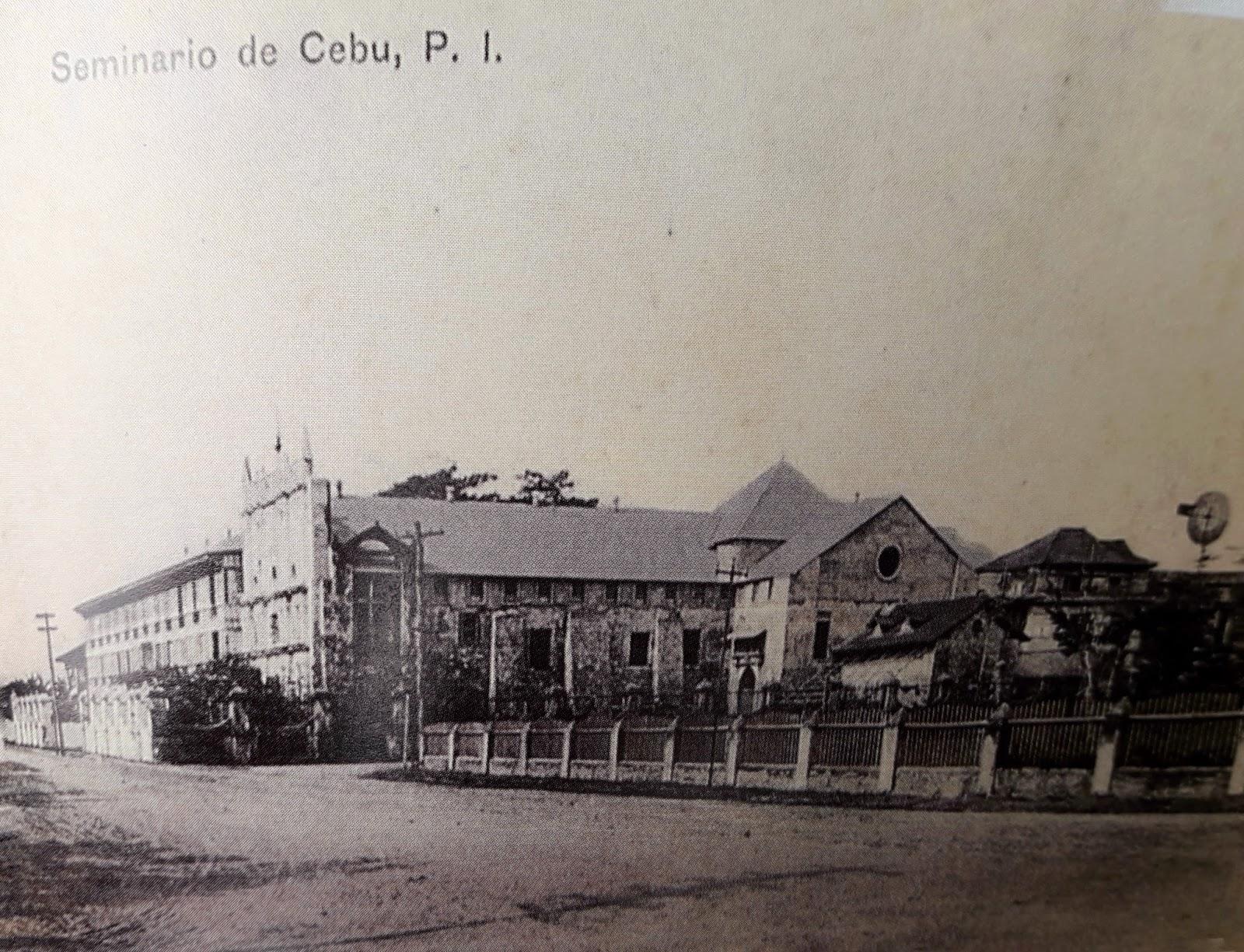 8 Vintage Postcards Of Old Cebu