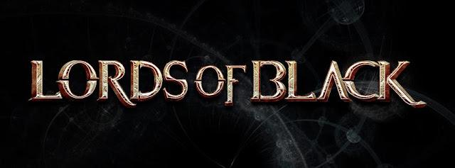 Το λογότυπο του συγκροτήματος Lords Of Black