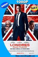 Londres Bajo Fuego (2016) Latino HD 1080P - 2016