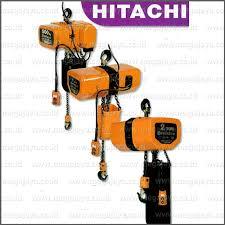 Jual Takel Chain Block Hoist Hitachi Terlengkap