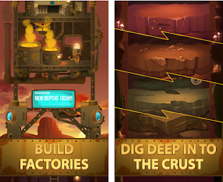 Deep Town: Mining Factory Apk Mod v3.8.1 Free For Android